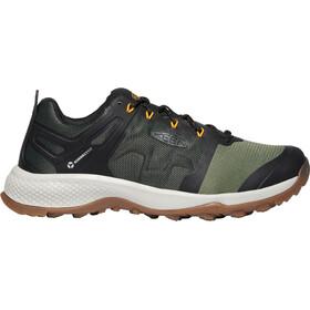 Keen Explr Vent Zapatillas Hombre, climbing ivy/oliveine